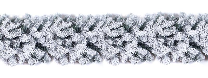 Гирлянда рождественская Альпийская